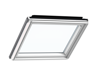 VELUX - GIL MK34 2070 - White painted, fixed additional, laminated, 78x92