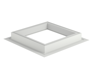 VELUX - ZCE 100150 0015 - 15cm extension kerb for C-P with flange